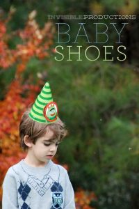 Baby Shoes one sheet