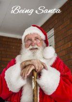 being santa poster